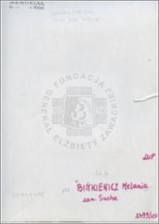 Bińkiewicz Melania