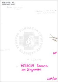 Birecka Romana