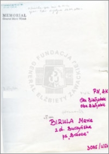 Birula Maria