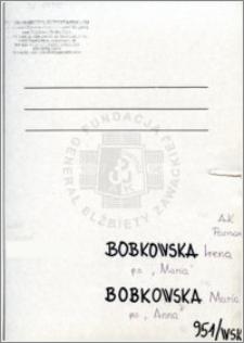 Bobkowska Irena
