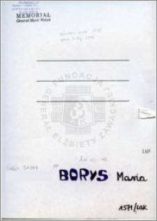 Borys Maria
