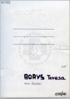 Borys Teresa