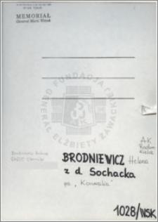 Brodniewicz Helena
