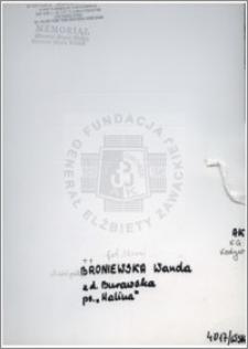 Broniewska Wanda