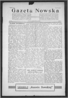 Gazeta Nowska 1925, R. 2, nr 12
