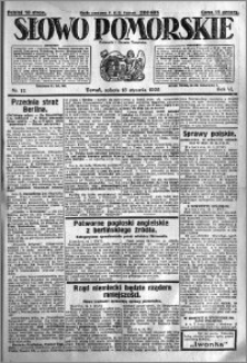 Słowo Pomorskie 1926.01.16 R.6 nr 12