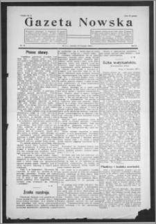 Gazeta Nowska 1925, R. 2, nr 48