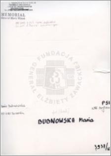 Bubnowska Maria