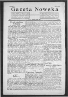 Gazeta Nowska 1926, R. 3, nr 6
