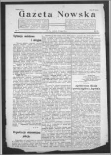 Gazeta Nowska 1926, R. 3, nr 7