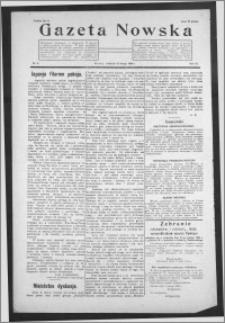 Gazeta Nowska 1926, R. 3, nr 8