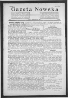 Gazeta Nowska 1926, R. 3, nr 9