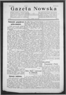 Gazeta Nowska 1926, R. 3, nr 10