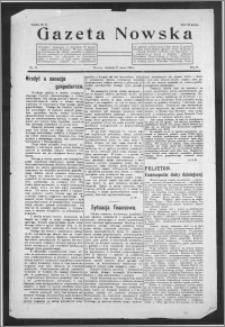 Gazeta Nowska 1926, R. 3, nr 12