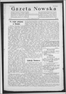 Gazeta Nowska 1926, R. 3, nr 13