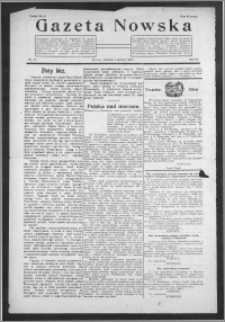 Gazeta Nowska 1926, R. 3, nr 14