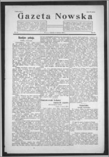 Gazeta Nowska 1926, R. 3, nr 15
