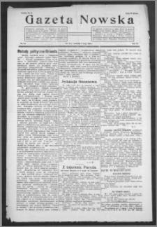 Gazeta Nowska 1926, R. 3, nr 18