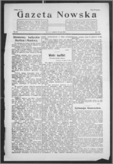 Gazeta Nowska 1926, R. 3, nr 20