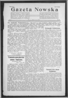 Gazeta Nowska 1926, R. 3, nr 21 + dodatek