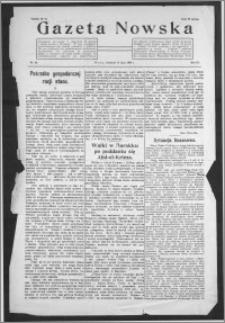 Gazeta Nowska 1926, R. 3, nr 28 + dodatek
