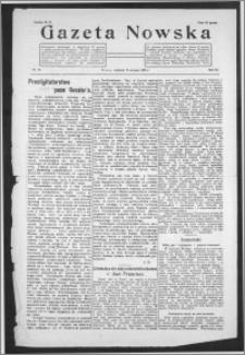 Gazeta Nowska 1926, R. 3, nr 33