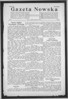 Gazeta Nowska 1926, R. 3, nr 40
