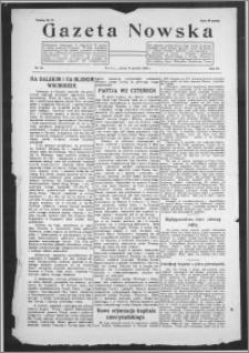 Gazeta Nowska 1926, R. 3, nr 50