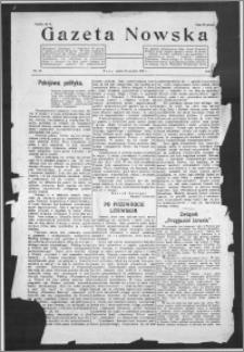 Gazeta Nowska 1926, R. 3, nr 52