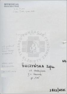 Buczyńska Zofia
