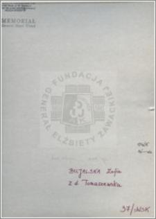 Bujalska Zofia