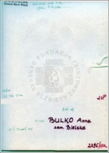 Bulko Anna