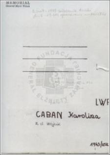 Caban Karolina