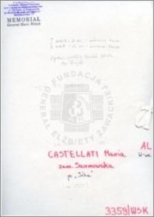Castellati Maria