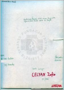 Celyan Zofia