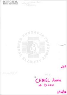 Chmiel Aniela