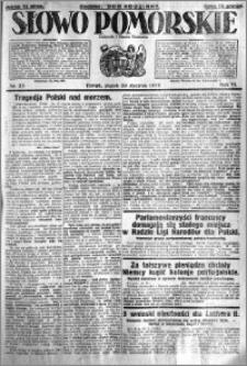 Słowo Pomorskie 1926.01.29 R.6 nr 23