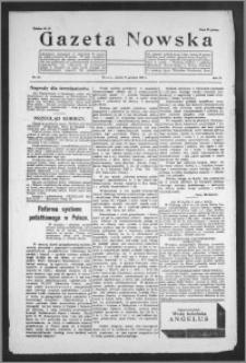 Gazeta Nowska 1927, R. 4, nr 51 + dodatek