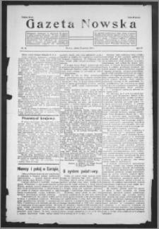 Gazeta Nowska 1927, R. 4, nr 52 + dodatek