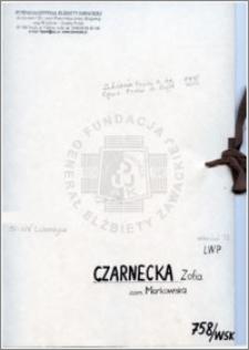 Czarnecka Zofia