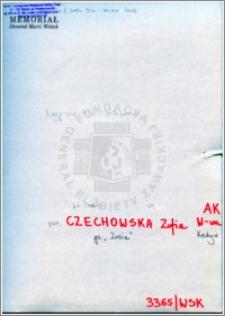 Czechowska Zofia