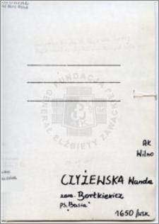 Czyżewska Wanda