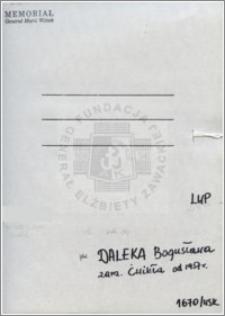 Daleka Bogusława