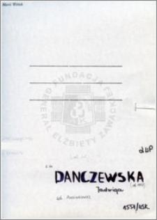 Danczewska Jadwiga