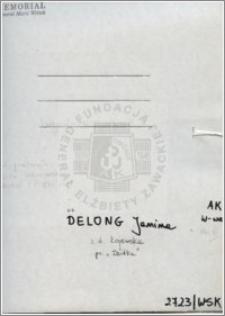 Delong Janina