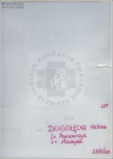 Długołęcka Helena