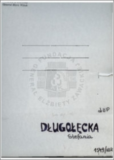 Długołęcka Stefania
