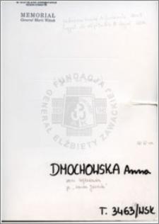 Dmachowska Anna