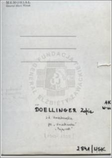 Doellinger Zofia