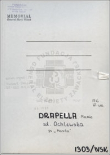 Drapella Maria